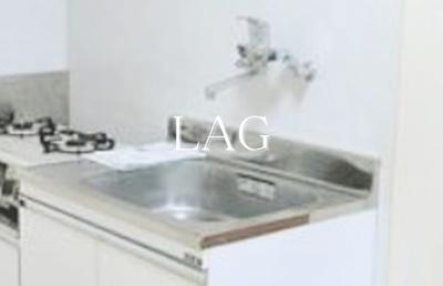 キッチンシンクです。