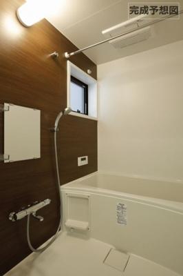 【浴室】リノリノアパートメント観音新町