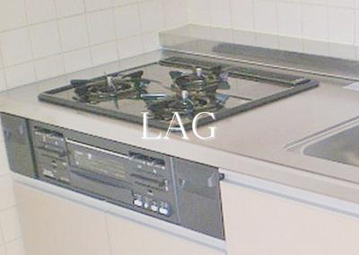 キッチンコンロです。