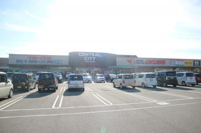 CENTRAL CITY(大型複合商業施設)