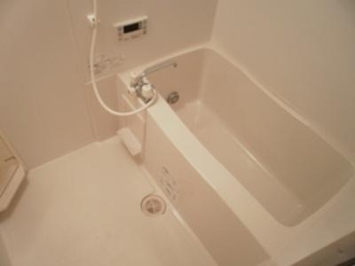 バスルームはこんな感じ♪