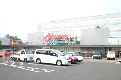 オークワ本社中島店(977m)