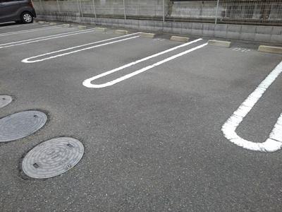 【駐車場】ハピネス・ブルック Ⅰ