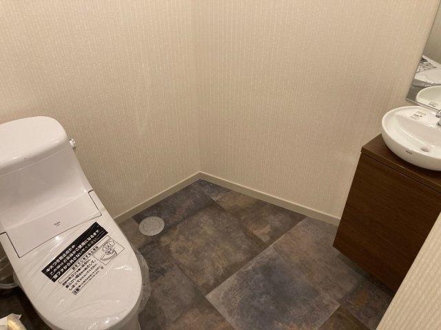 【トイレ】中目黒3丁目中古戸建