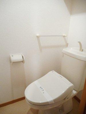 【トイレ】ベル・ソレイユ