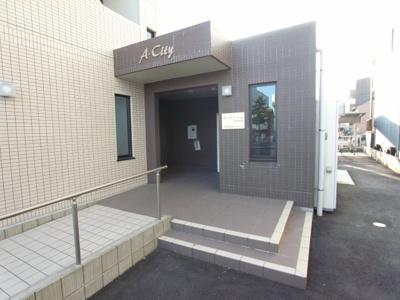 【エントランス】A・City柴田本通