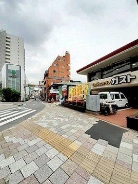 板橋宿不動通り商店街まで99m
