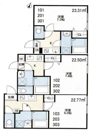 千葉市中央区長洲2丁目の一棟売りアパート