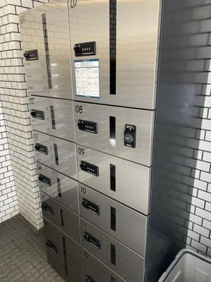 【設備】ヴェラハイツ鶴見