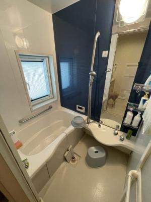 【浴室】丹波篠山市杉 店舗付住宅