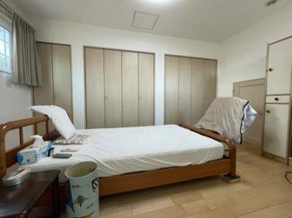 【寝室】丹波篠山市杉 店舗付住宅