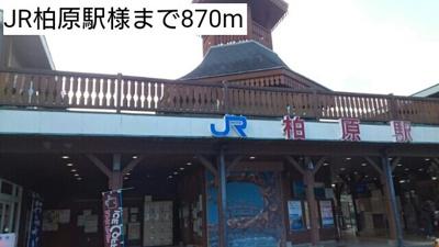 JR柏原駅様まで870m