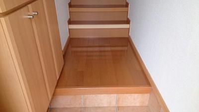 【玄関】エテルノブローテⅡ