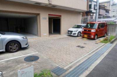 【駐車場】ルポゼ・ラ・クール