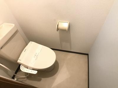 【トイレ】パールコーポ国立