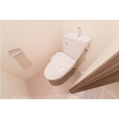 【トイレ】プランドール北浜