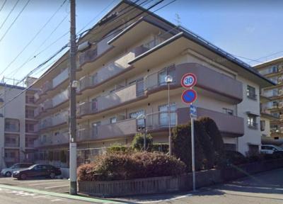 【外観】朝日ヶ丘レックスマンション2号棟
