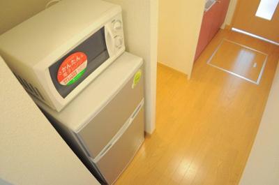 嬉しい家具家電付き!