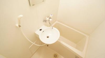 お風呂・トイレ セパレートタイプです!
