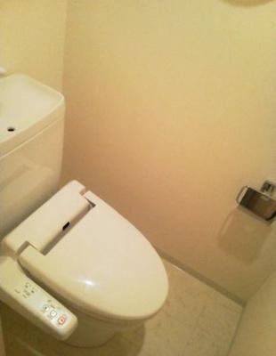 【トイレ】カスタリア押上