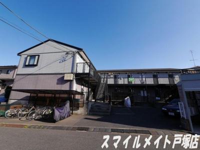 【外観】第10山仁ハイツ