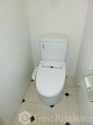 【トイレ】アクサスフォート両国立川