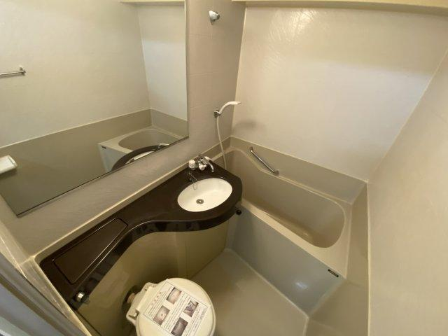 【浴室】ユーコート行徳