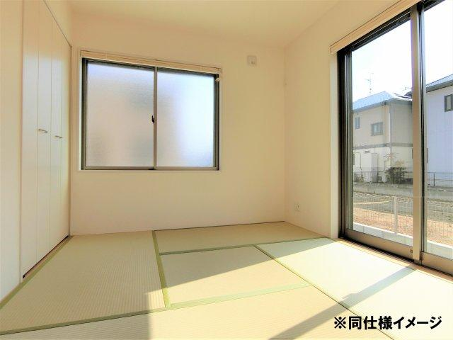 【内観:施工例】大和高田市有井3期 新築(全2棟)2号棟