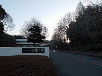 静岡大学まで600m