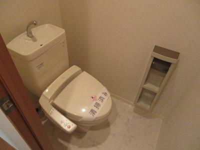 【トイレ】レポスガーデン