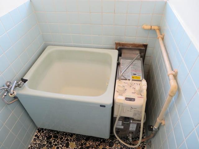 【浴室】さつき荘