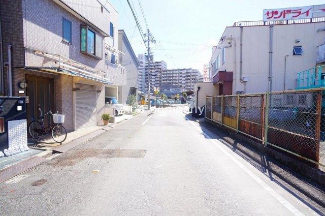 【前面道路:幅員約6m公道☆】