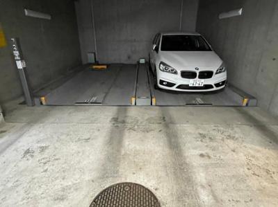 【駐車場】ルクレ堺筋本町レジデンス