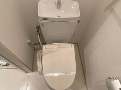 【トイレ】ルクレ堺筋本町レジデンス