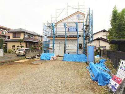 【外観】新築 横浜線 相原駅 相模原市緑区相原町 建物 34坪