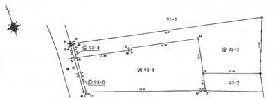 【区画図】新築 横浜線 相原駅 相模原市緑区相原町 建物 34坪