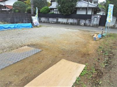 【駐車場】新築 横浜線 相原駅 相模原市緑区相原町 建物 34坪