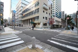 【周辺】神戸旧居留地 高砂ビル