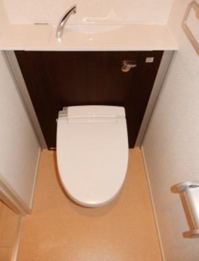 【トイレ】デュランタ錦糸町