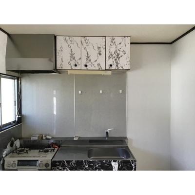 【キッチン】フォーブル綿貫1号棟