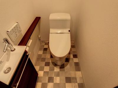 【トイレ】クレアレーヴ下関