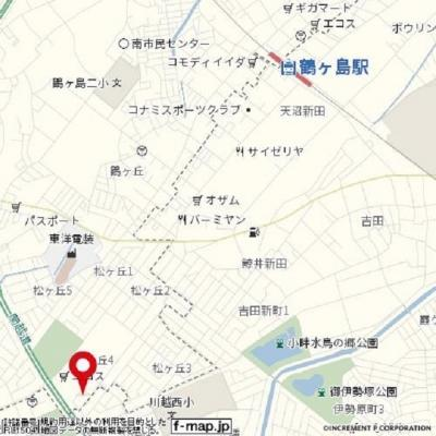 【外観】パークタウン鶴ヶ島