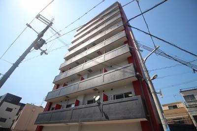 グランパシフィック松虫通 鉄筋コンクリート造 9階建