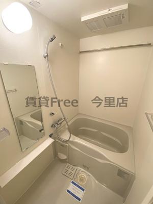 【浴室】アドバンス大阪城グロリア 仲介手数料無料