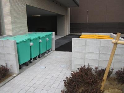 【その他共用部分】シティーコート堺駅前ロータリー