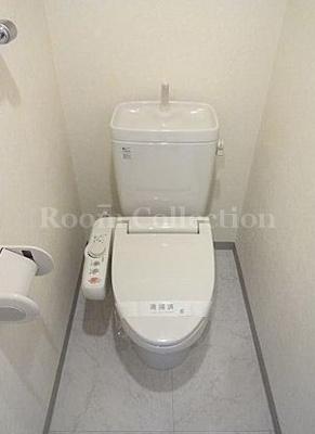 【トイレ】ベルクレール三鷹