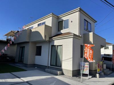 【外観】ハートフルタウン宇都宮市滝の原2期 新築一戸建て
