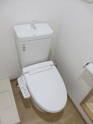 【トイレ】エスト清澄白河