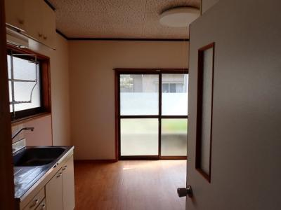 【キッチン】保免中2丁目貸家B