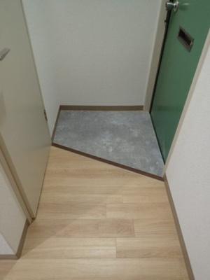 【玄関】シャトルパーク813